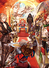 SPプリマグラフィ~Sword of Round~