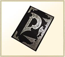 ブレイブリーデフォルト Dの手帳